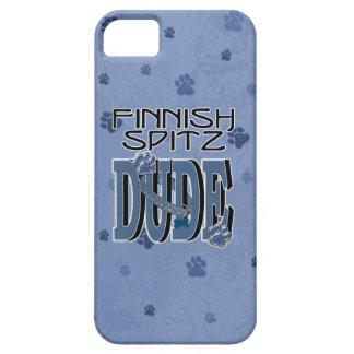 TIPO finlandés del perro de Pomerania iPhone 5 Fundas