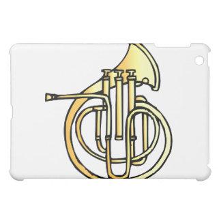 Tipo frente de la trompa del instrumento que hace