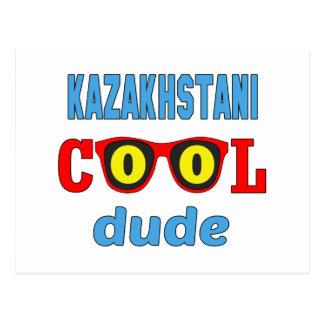 Tipo fresco de Kazakhstani Postales