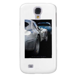 Tipo jaguares del vintage E Funda Para Galaxy S4