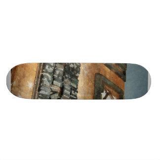 Tipo movible patines personalizados