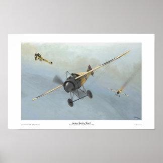 Tipo N de Morane-Saulnier Posters