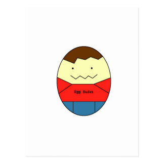Tipo original del huevo postal