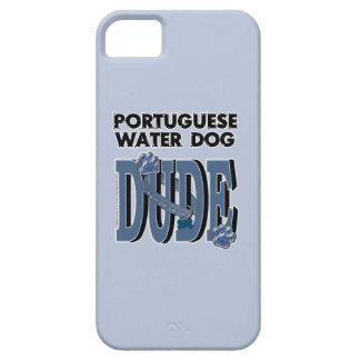 TIPO portugués del perro de agua iPhone 5 Carcasa