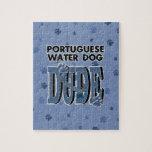 TIPO portugués del perro de agua Puzzles Con Fotos