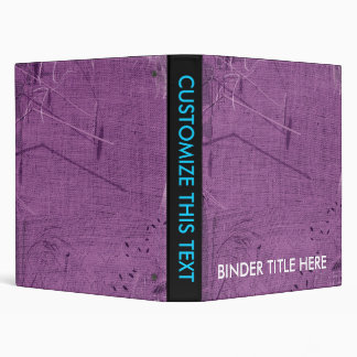 "Tipo púrpura diseño del fondo de la tela del carpeta 1"""