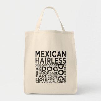 Tipografía sin pelo mexicana
