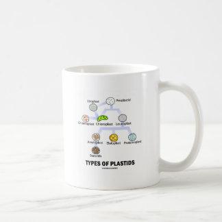 Tipos de Plastids Taza De Café