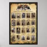 Tipos militares del Imperio británico del Victoria Poster