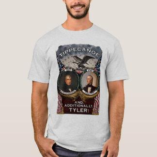 Tippecanoe 1840 Election Men's Light Shirt