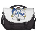 Tippet Family Crest Commuter Bags