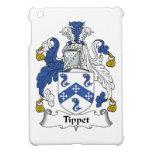 Tippet Family Crest iPad Mini Covers