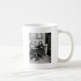 Tipping Cane, 1922 Classic White Coffee Mug