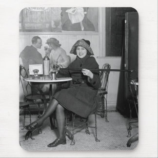 Tipping Cane, 1922 Mouse Pad