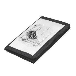 Tippler Shield Marked Trifold Wallet