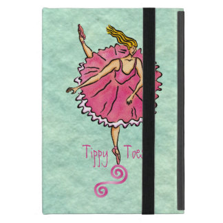Tippy Tippy Toes  Ballerina Cases For iPad Mini