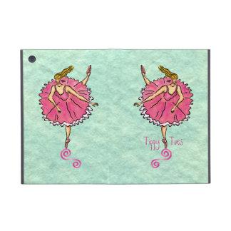 Tippy Tippy Toes  Ballerina iPad Mini Cover