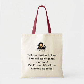 Tips for Mother in Laws Canvas Bag