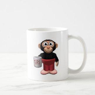 Tips Please Coffee Mug