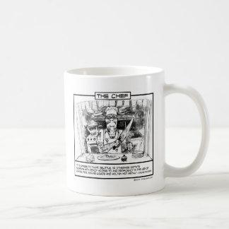 TIPS - THE CHEF COFFEE MUG