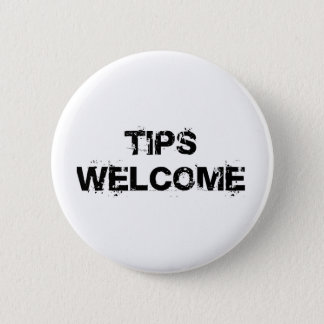 Tips Welcome Button