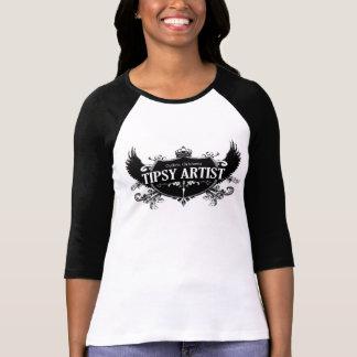 Tipsy Artist T-Shirt