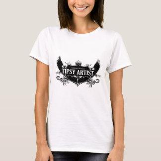 Tipsy Artist Wing T-Shirt