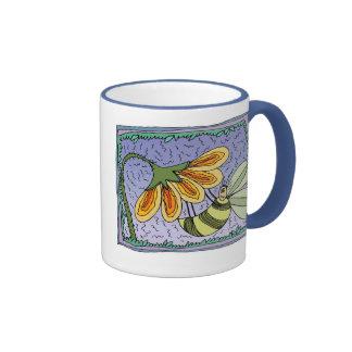 Tipsy Bee Ringer Coffee Mug