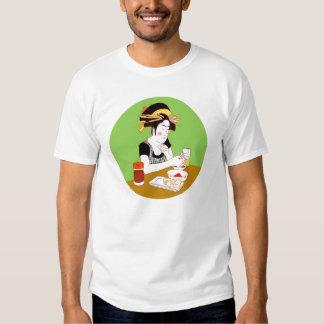 Tipsy Girl T Shirt
