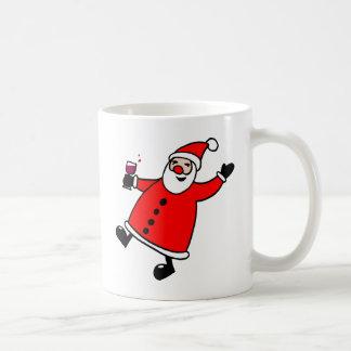 Tipsy Santa Coffee Mug