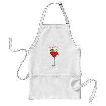 Tipsy-tini's Frog Adult Apron