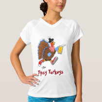 Tipsy Turkey (Beer) - Champion SS T-Shirt