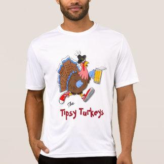 Tipsy Turkey (Beer) - Sport Tek SS T-Shirt