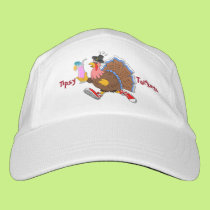 Tipsy Turkey (Cocktail) Headsweats Hat
