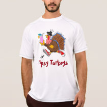 Tipsy Turkey (Cocktail) - New Balance SS T-Shirt