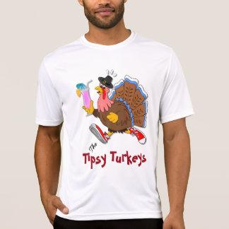 Tipsy Turkey (Cocktail) - Sport Tek SS T-Shirt