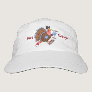 Tipsy Turkey (Martini) Headsweats Hat