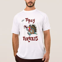Tipsy Turkey Tee