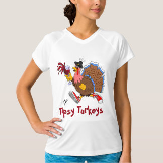 Tipsy Turkey (Wine) - Champion SS T-Shirt