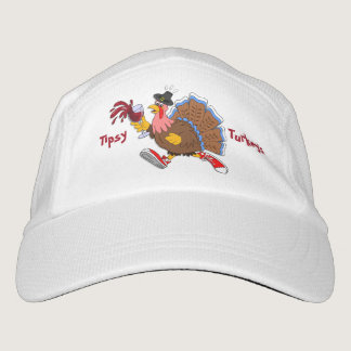 Tipsy Turkey (Wine) Headsweats Hat