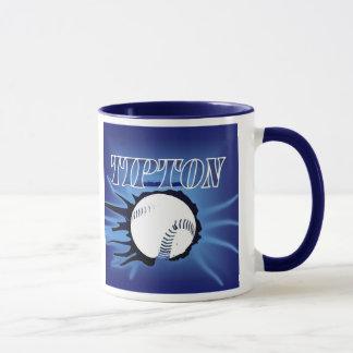 Tipton Baseball Mug