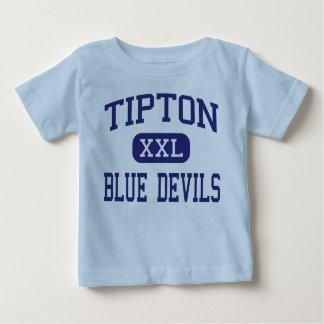 Tipton Blue Devils Middle Selma Alabama Tshirt