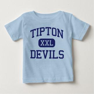 Tipton Devils Middle School Tipton Indiana T Shirt
