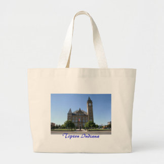 Tipton Indiana Canvas Bags