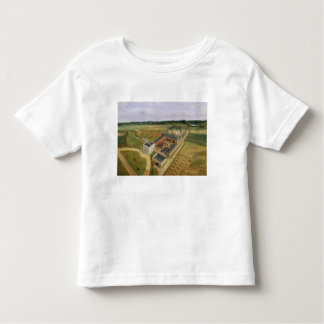 Tiptree Hall and Farm, Essex, c.1850-60 (oil on ca Toddler T-shirt