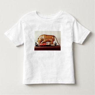 Tipu's Tiger, c.1790 (wood) Toddler T-shirt