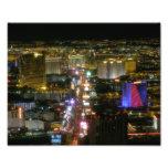 Tira 8x10 de Las Vegas Impresión Fotográfica
