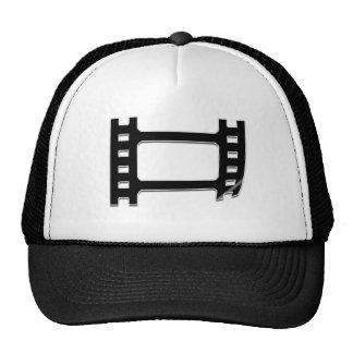 Tira de la película de la peladura gorra
