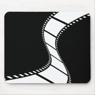 Tira de la película mousepad