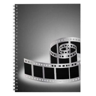 Tira de la película note book